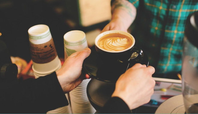 Smart Coffee 智慧咖啡